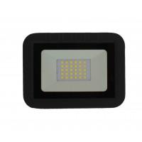 Proiector LED Well, 20 W, 1600 lm, IP65, 4000 K, Negru