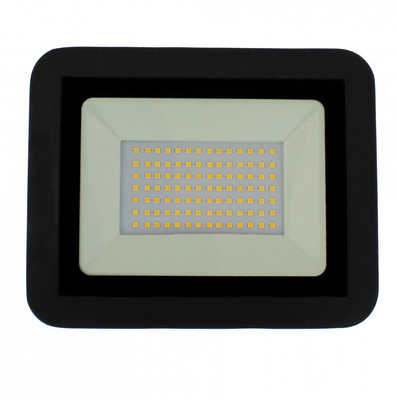 Proiector LED Well, 50 W, 4000 lm, IP65, 4000 K, Negru shopu.ro