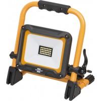 Proiector LED portabil Brennenstuhl Jaro, 20 W,  2000 m, 1870 lm, 3.7 V, 6500 K, IP65