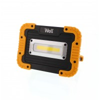 Proiector LED Well, alimentare 4 x AA, putere 10 W, 600 lm