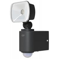 Proiector LED GP Safeguard 3.1, baterie si senzor miscare, autonomie 600 de zile