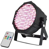 Proiector PAR echipat cu 177 LED-uri RGB 5 mm, baterie incorporata