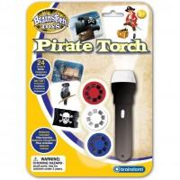 Proiector pirati Brainstorm Toys, 24 fotografii, 3 ani+
