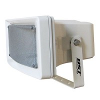 Boxa exterior BST AP3640, tip proiector sunet, 40 W, 5 inch, 128 dB, alb