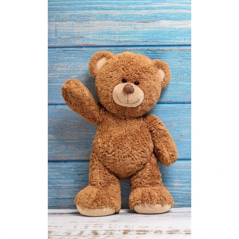 Prosop de fata Teddy Bear SunCity, 30 x 50 cm, bumbac, Multicolor 2021 shopu.ro