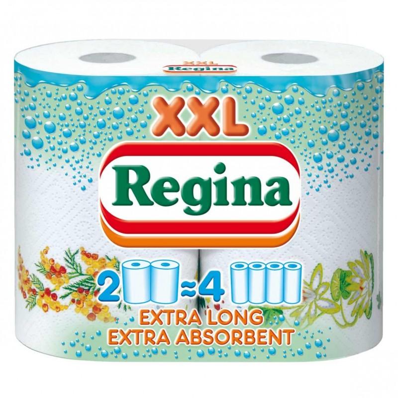 Prosoape de hartie Regina XXL , 2 role, 2 straturi