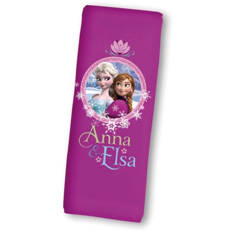 Protectie centura de siguranta Frozen Disney Eurasia, 20 x 8 cm, sistem cu scai 2021 shopu.ro