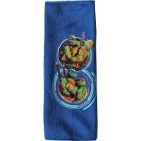 Protectie centura de siguranta Ninja Turtles Eurasia, 20 x 8 x 3.2 cm, Albastru