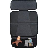 Protectie scaun auto poliester L Altabebe, 78 x 45 cm, negru