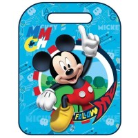 Protectie scaun auto Mickey Mouse, fixare usoara, 57 x 45 cm