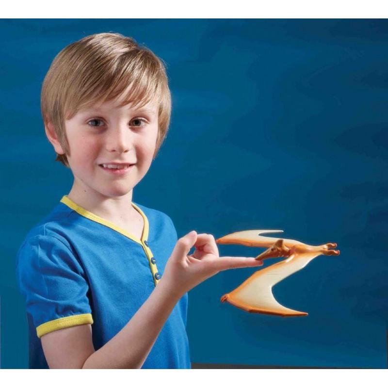 Joc Pteranodon in echilibru Natural History Museum, plastic, 3 ani+