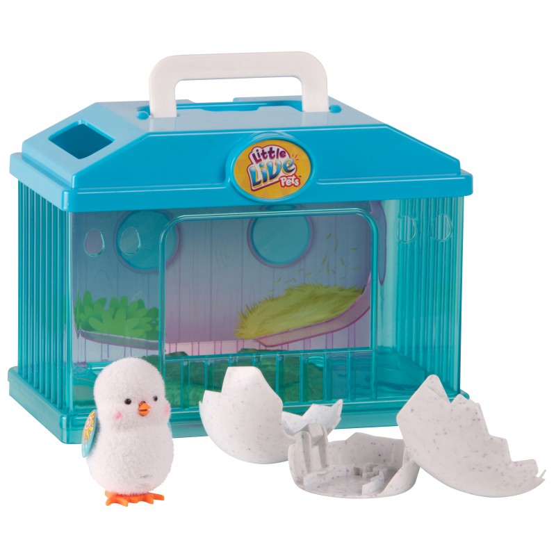Jucarie interactiva Puisor electronic Chick, 4 ani+
