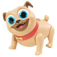Jucarie interactiva cu functii Puppy Dog Pals Rolly, 3 ani+