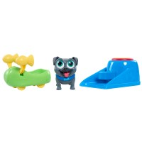 Jucarie interactiva Puppy Dog Pals Bingo, lansator inclus, 3 ani+