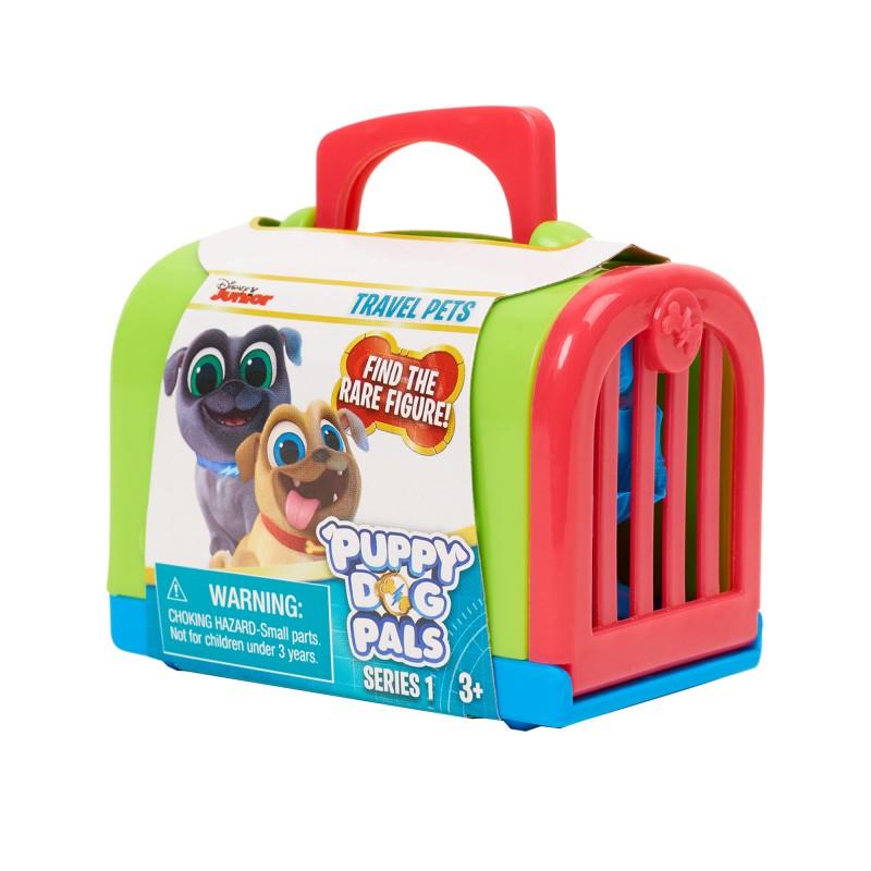 Figurina cu geanta transport Puppy Dog Pals Green, 3 ani+ 2021 shopu.ro