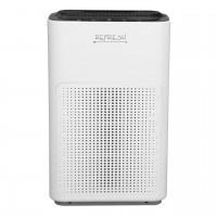 Purificator aer Refresh Airbi, 40 W, filtru Hepa, 4 etape, 3 viteze, afisaj LED, Alb