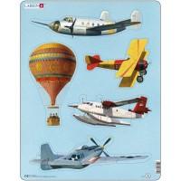 Puzzle Aviatie Larsen, 24 Piese