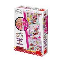 Puzzle cu masuratoare Minnie si Daisy, 150 piese, 5-7 ani