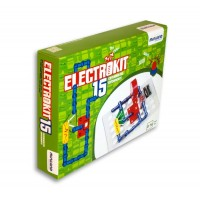 Puzzle electronic Miniland, 15 experimente