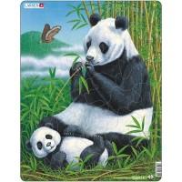 Puzzle Panda Larsen, 33 Piese