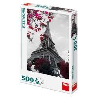 Puzzle Turnul Eiffel Dino Toys, 500 piese, 10 ani+