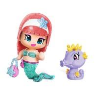 Figurine Sirena si calut de mare, 7 cm, 3 ani+