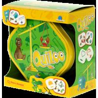 Joc de societate QuiZoo, 8 carti, 6 ani+