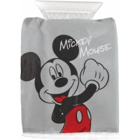 Racleta cu manusa Mickey Disney Eurasia, Plastic, Multicolor