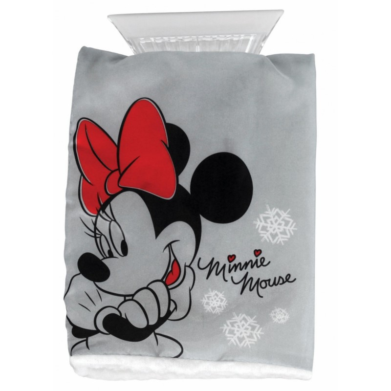 Racleta cu manusa Minnie Disney Eurasia, Plastic, Multicolor 2021 shopu.ro