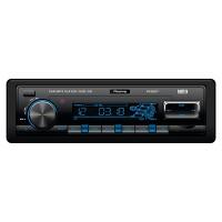 Radio auto Peiying, putere 4 x 7 W, ecran LCD, port USB, iesire RCA, Negru