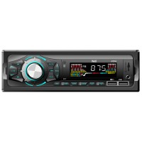 Radio auto Well Show, Bluetooth, 4 x 40 W, slot USB/SD, radio FM, afisaj LCD
