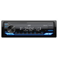 Radio Mp3 player bluetooth KDX372BT JVC, 4 x 50 W, tehnologie K2, ecran LCD, USB, functie tuner