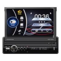 Radio Player Peiying, 4 x 40 W, ecran 7 inch, suport cardSD, panou detasabil