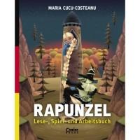 Rapunzel Lese-, Spiel- und Arbeitsbuch Corint, 64 pagini, 8 ani+