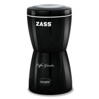 Rasnita de cafea Zass, 150 W, 80 g, negru