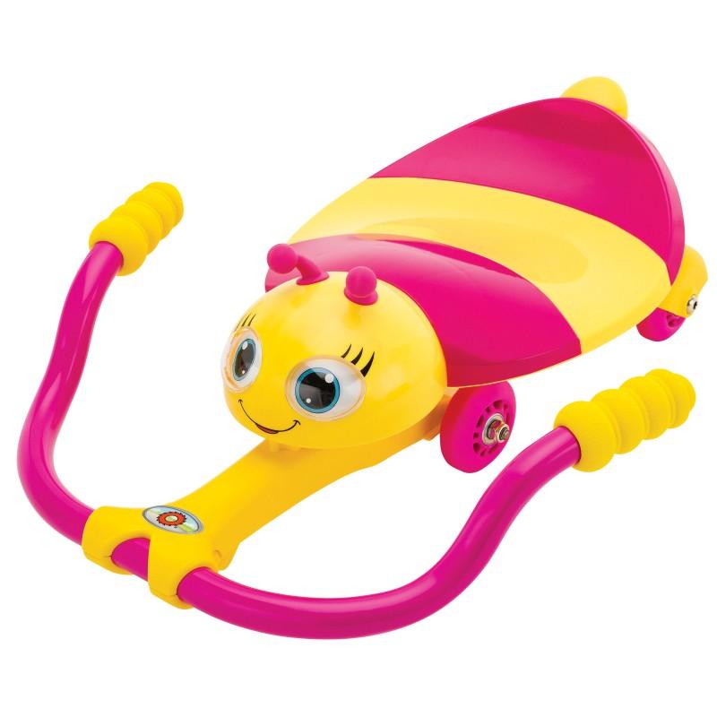 Razor Jr Kixi Twisti Lady Buzz pentru fetite, 18 luni+