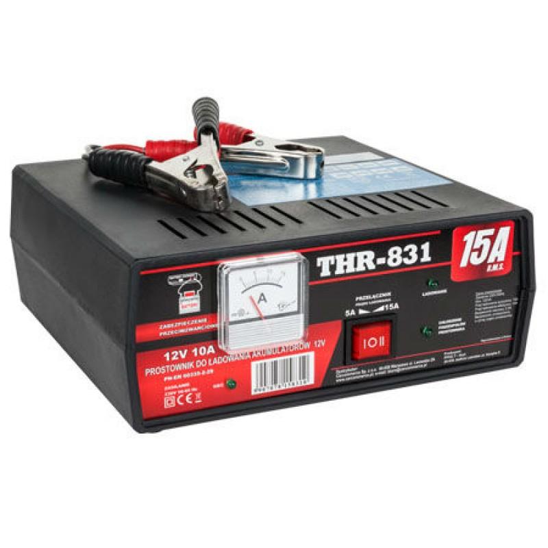 Redresor Auto THR-831, 12V, 15A, transformator de 120 W 2021 shopu.ro