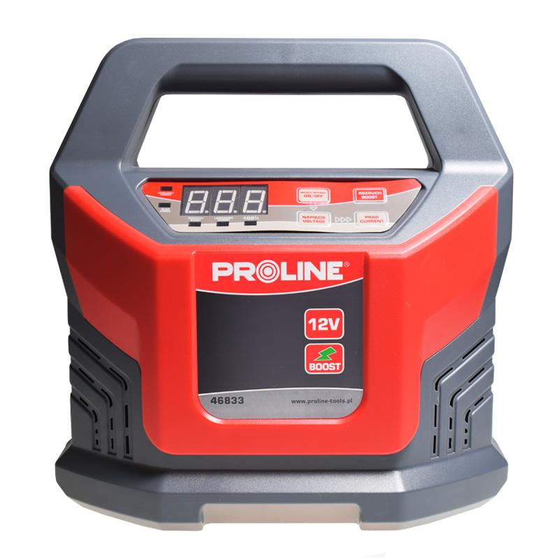 Redresor incarcare cu robot pornire Proline, 12 V, 15A 2021 shopu.ro