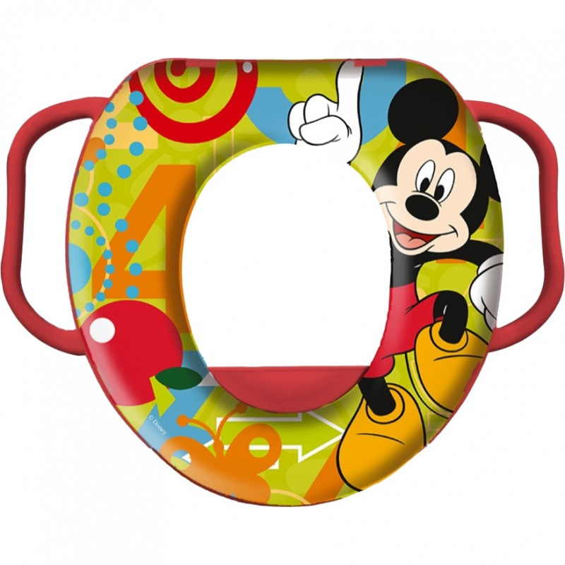 Reductor WC Mickey Star, captusit, manere