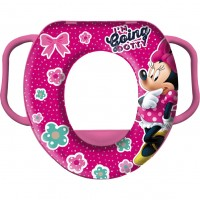 Reductor WC Minnie Dotty Star, captusit, manere