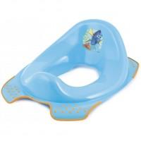 Reductor WC Finding Dory Lulabi, forma anatomica, albastru
