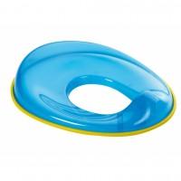 Reductor WC Plebani, 18 luni+, maxim 20 kg, albastru
