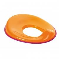 Reductor WC Plebani, anatomic, portocaliu
