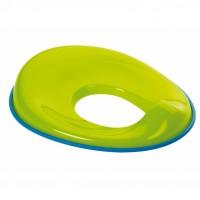 Reductor WC Plebani, 18 luni+, maxim 20 kg, verde