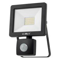 Proiector LED Kemot URZ3477, senzor de miscare, 20 W, 4000 K, 1600 lm
