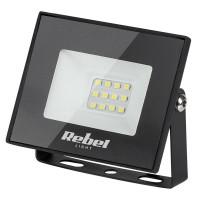 Reflector LED Rebel, 10 W, 3000 K, 850 lm, 12 x LED, lumina alb calda