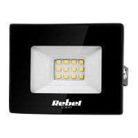 Reflector LED Rebel, 10 W, 12 x LED, 6500 K, 800 lm