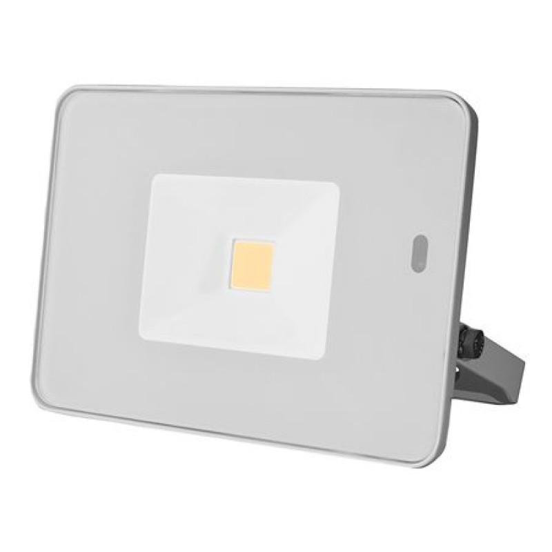 Reflector LED cu senzor si telecomanda, 20 W, 3000 K alb cald, 1700 lm, alb 2021 shopu.ro