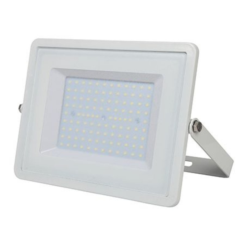 Proiector V-Tac cu LED SMD, cip Samsung, 100 W, lumina alba rece shopu.ro
