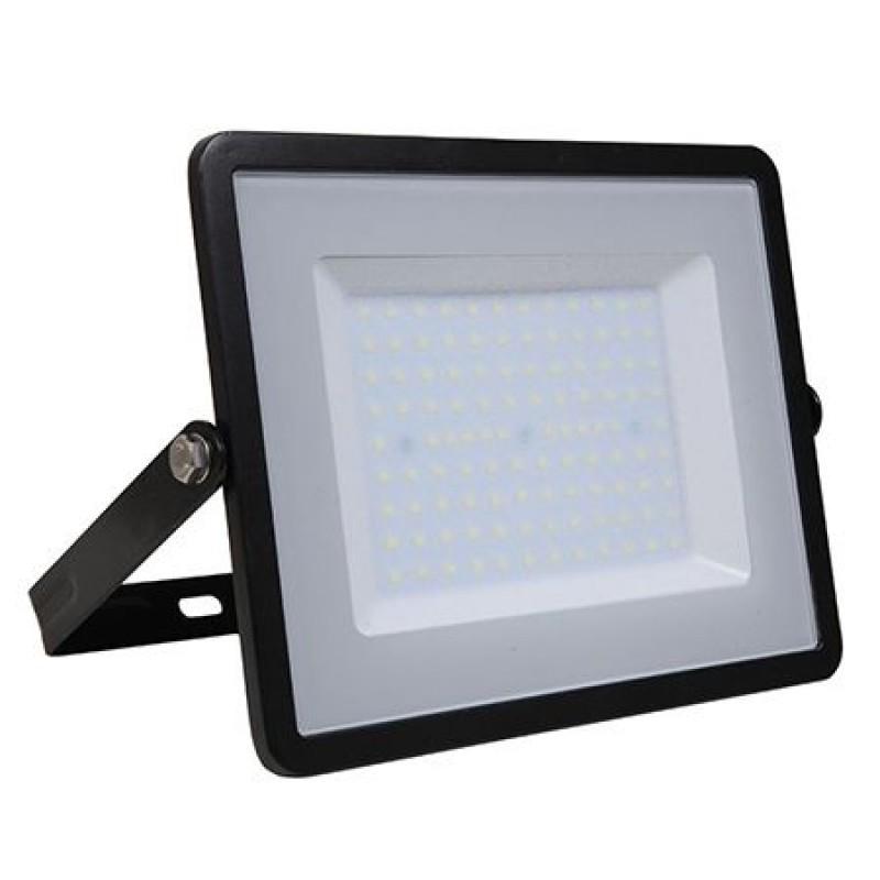 Proiector V-Tac cu LED SMD, cip Samsung, 100 W, 6400 K, lumina alba rece shopu.ro